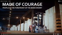 IT'S ABOUT COURAGE! - Get to know the video series by PA Bioeconomy