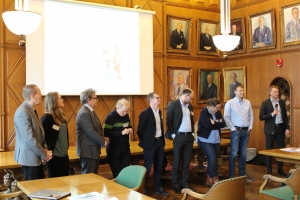 """Let's Communicate"" seminar on green and safe shipping held in Oslo"