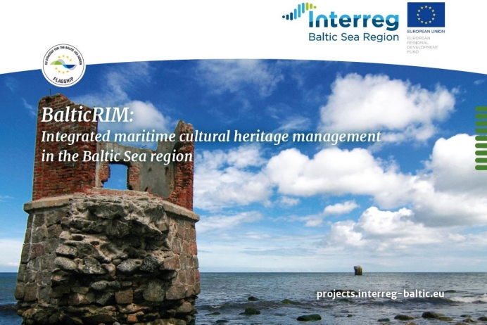 BalticRIM helping spatial planners see the cultural heritage of the sea